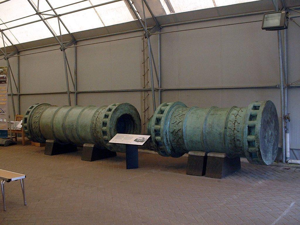Súper cañón otomano: el bombardeo que construyó un imperio