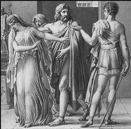 mito de Fedra