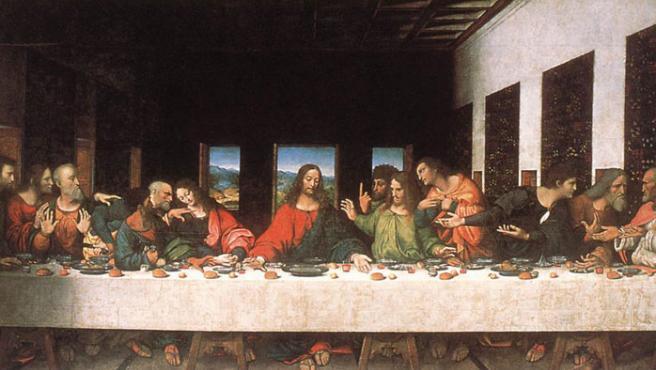 Última cena (c. 1495–98)