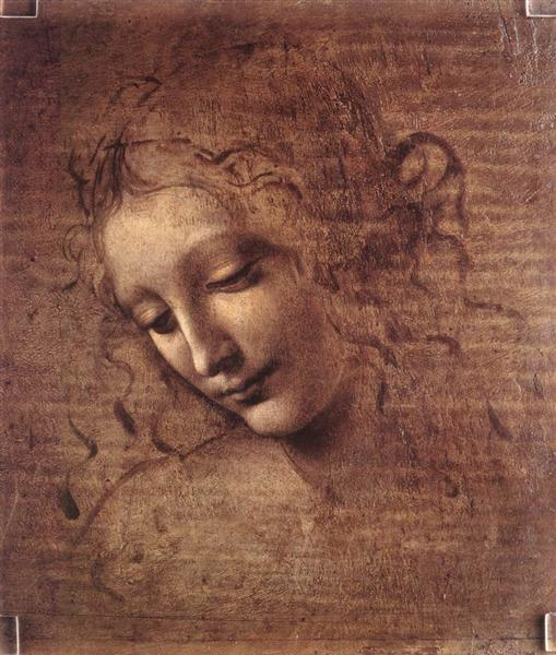 Cabeza de mujer (1500–10)