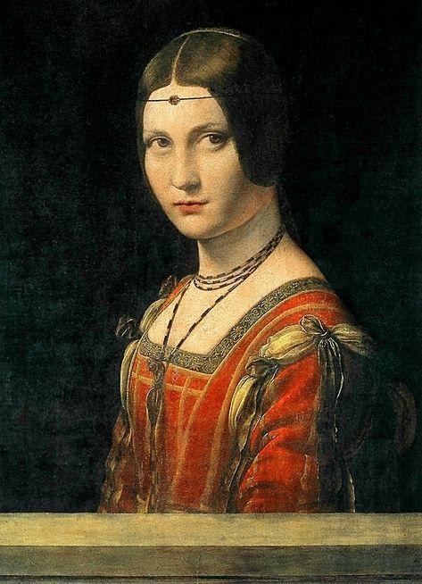 Dama con armiño (c. 1489–91)