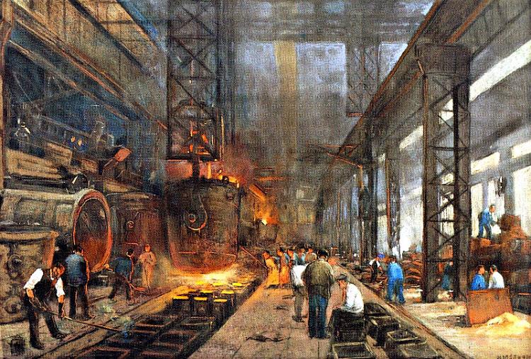 Inventores e inventos de la revolución industrial