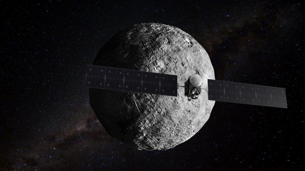 Planeta del cinturón de asteroides