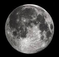 5 cosas que la gente ve en la luna5 cosas que la gente ve en la luna