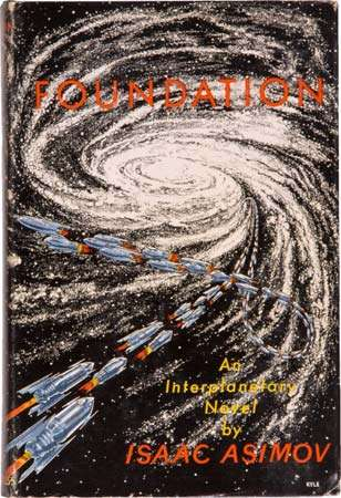 Las novelas de la Fundación