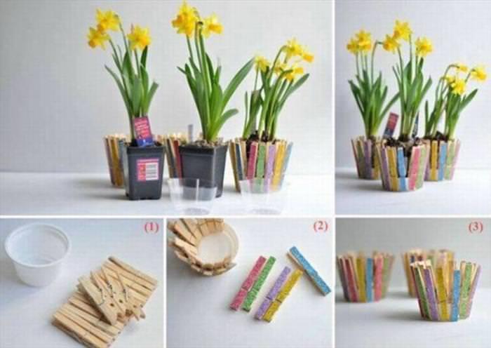 Crea una reja con colores pastel