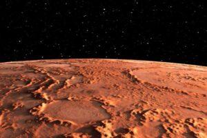 Estas increíbles fotos son de Marte