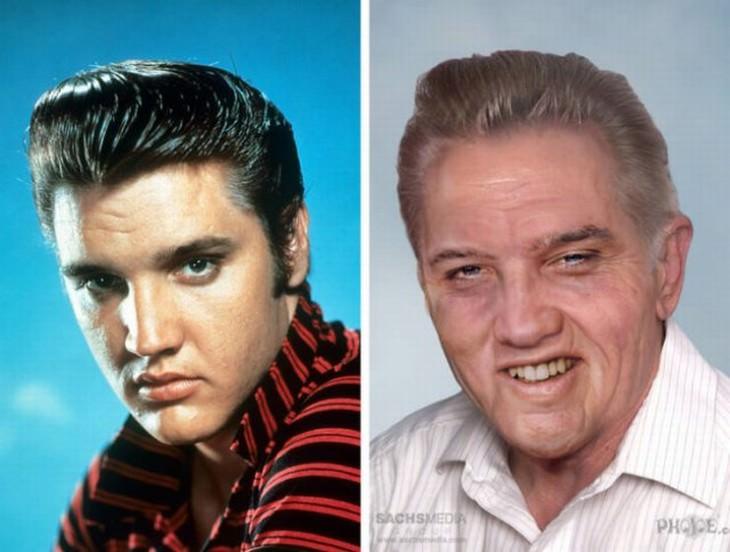 1. Elvis Presley (1935-1977)