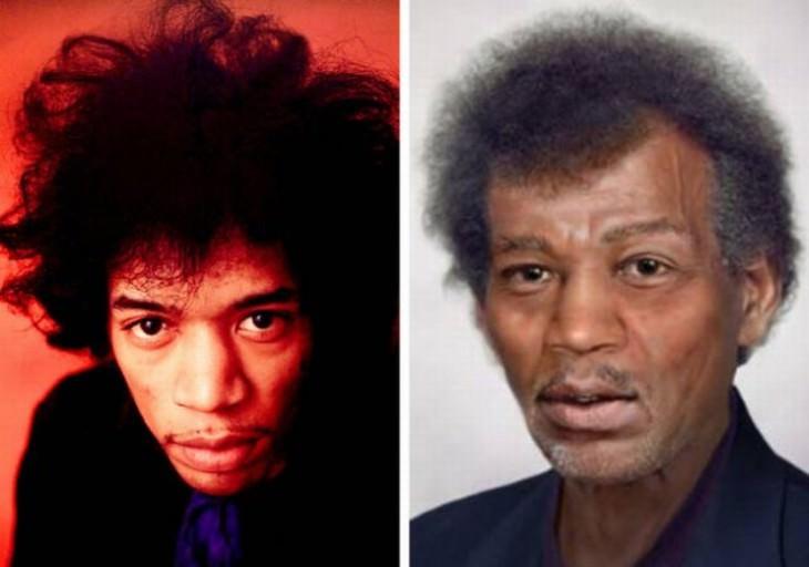 Jimi Hendrix (1942-1970)