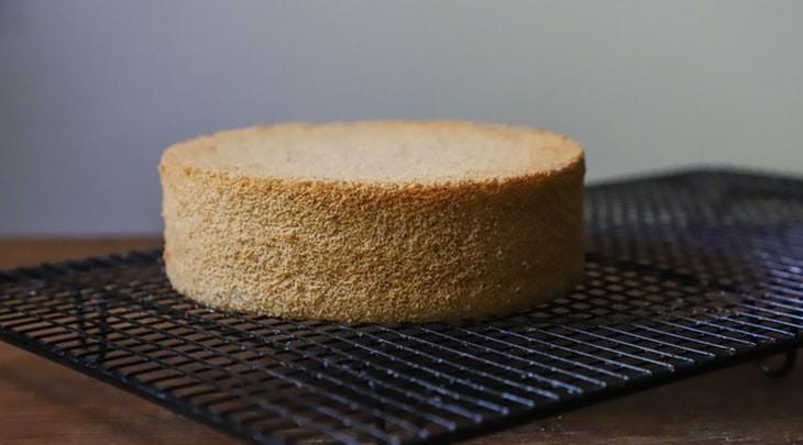 Evita un pastel con cúpula con este truco