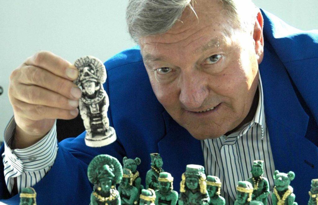 Desafiando a Erich von Däniken sobre la extraña longevidad de Chariots of the Gods