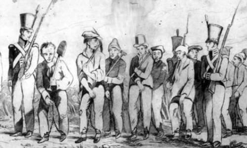 Primera colonia penal de Australia