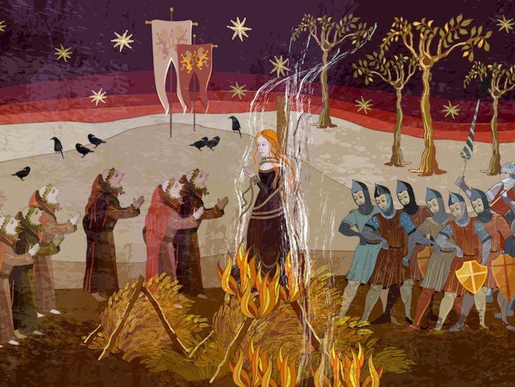 ¿Qué eran las cazas de brujas?