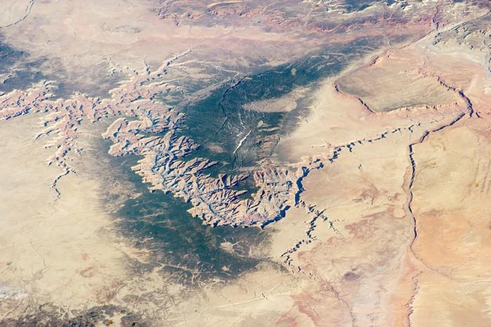 La formación natural más grande - Gran Cañón
