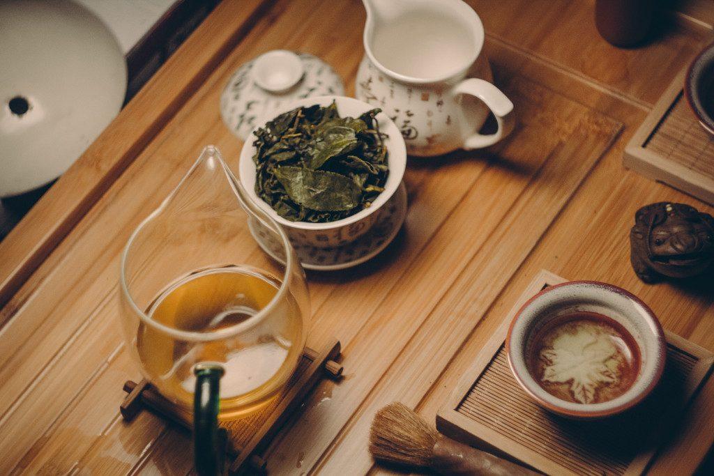 Opta por té de hojas sueltas y café sin cápsulas