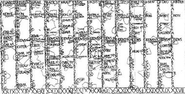 Inventos de la antigua Roma calendario juliano
