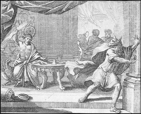 mito de licaon