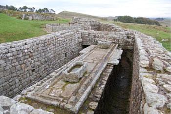 Inventos de la antigua Roma plomería