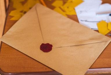 Inventos de la antigua Roma servicio postal