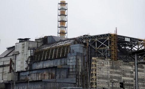casa en chernobyl
