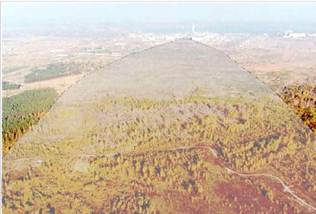 lluvia radiactiva em Chernóbil