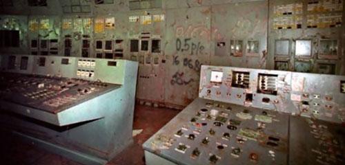 curiosidades de las máquinas de chernobyl