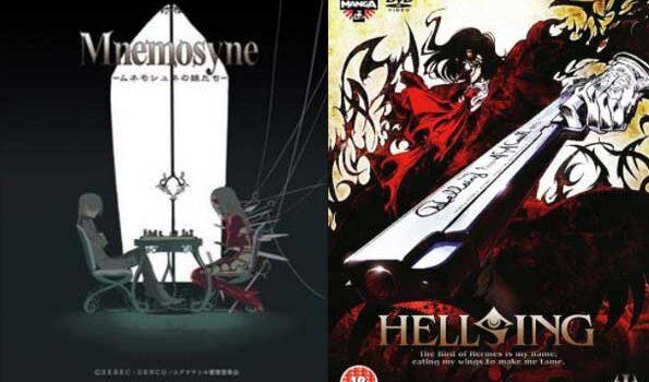 mejores 10 animes Gore